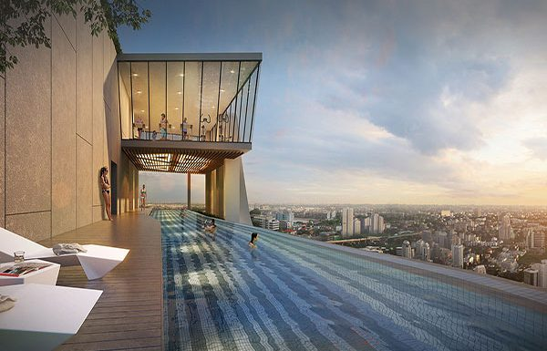 Ideo-Q-Ratchathewi-Bangkok-condo-for-sale-sky-pool-and-sky-fitness