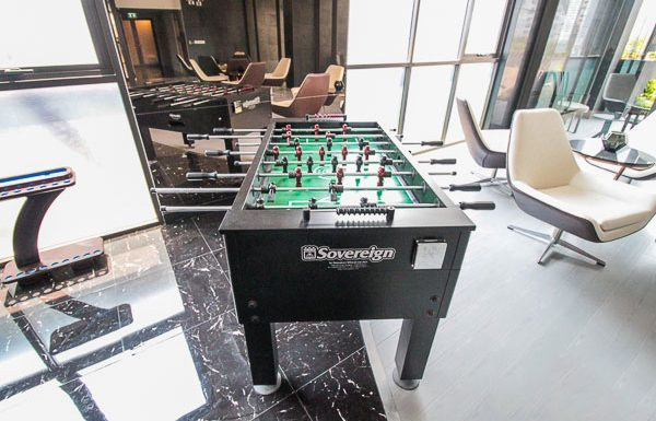 Ideo-Q-Ratchathewi-Bangkok-condo-for-sale-social-club-and-game-room-2
